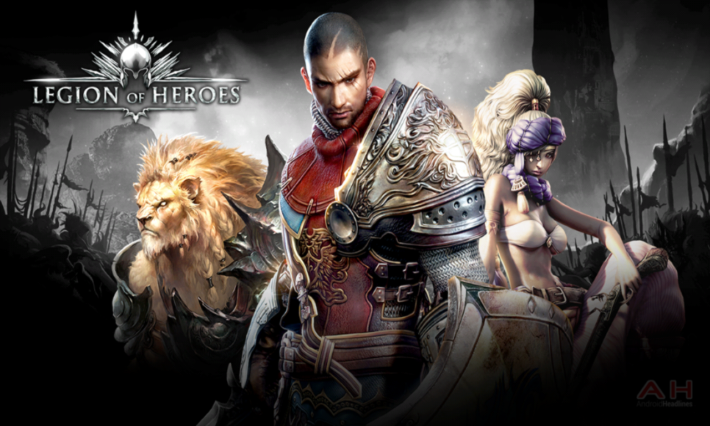 Android Game Of The Week: Legion Of Heroes