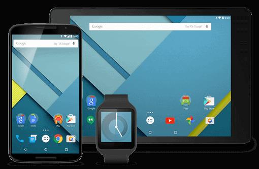 AH Nexus 5 6 9 lollipop 5.0