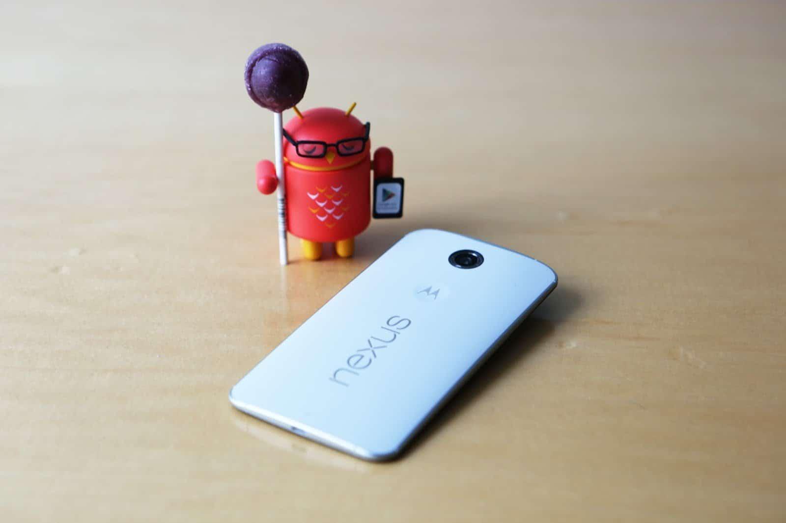 AH Nexus 6 Lollipop