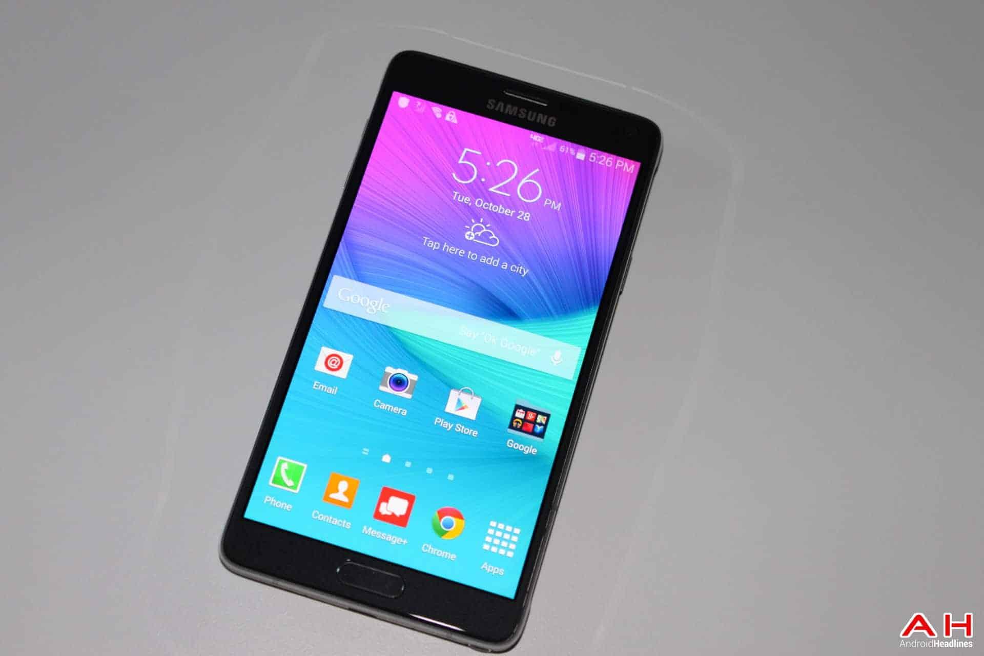 AH Samsung Galaxy Note 4 37