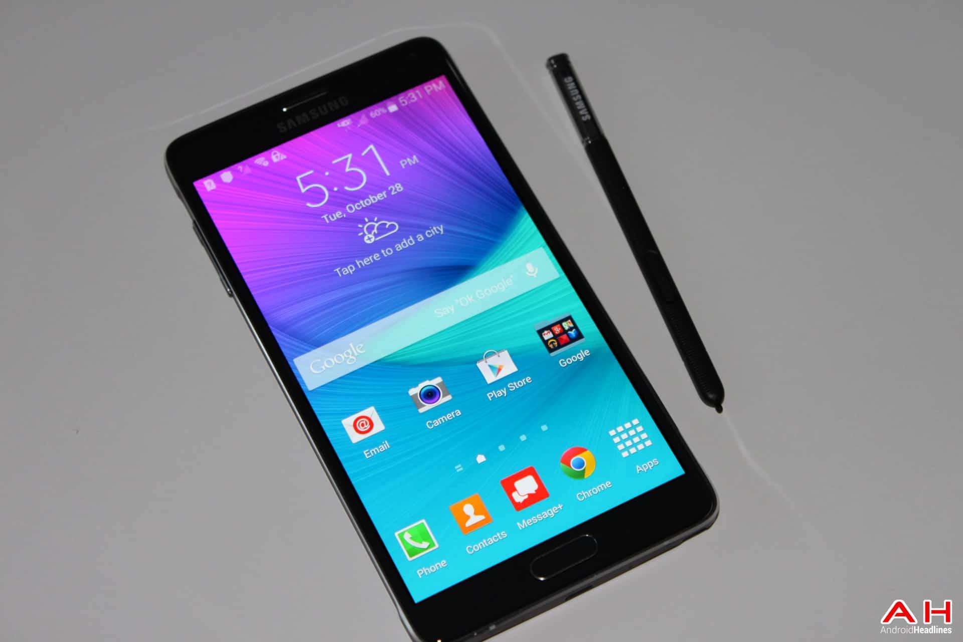 AH Samsung Galaxy Note 4 48