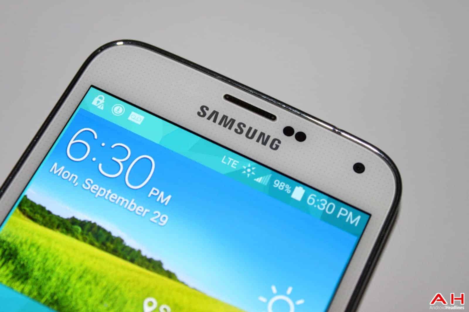 AH Samsung Galaxy S5 -12 LOGO