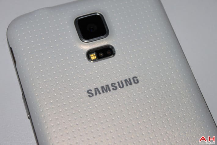 Rumor: What Could be the Galaxy S6 Aluminum Frame Leaks Out in Photos