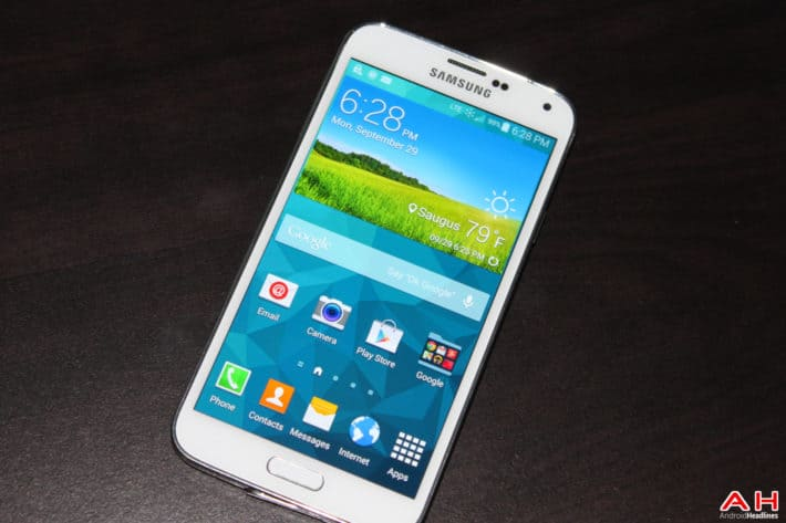 Sprint Offering Samsung Galaxy S5 $0 Down With Lease Option For Black Friday