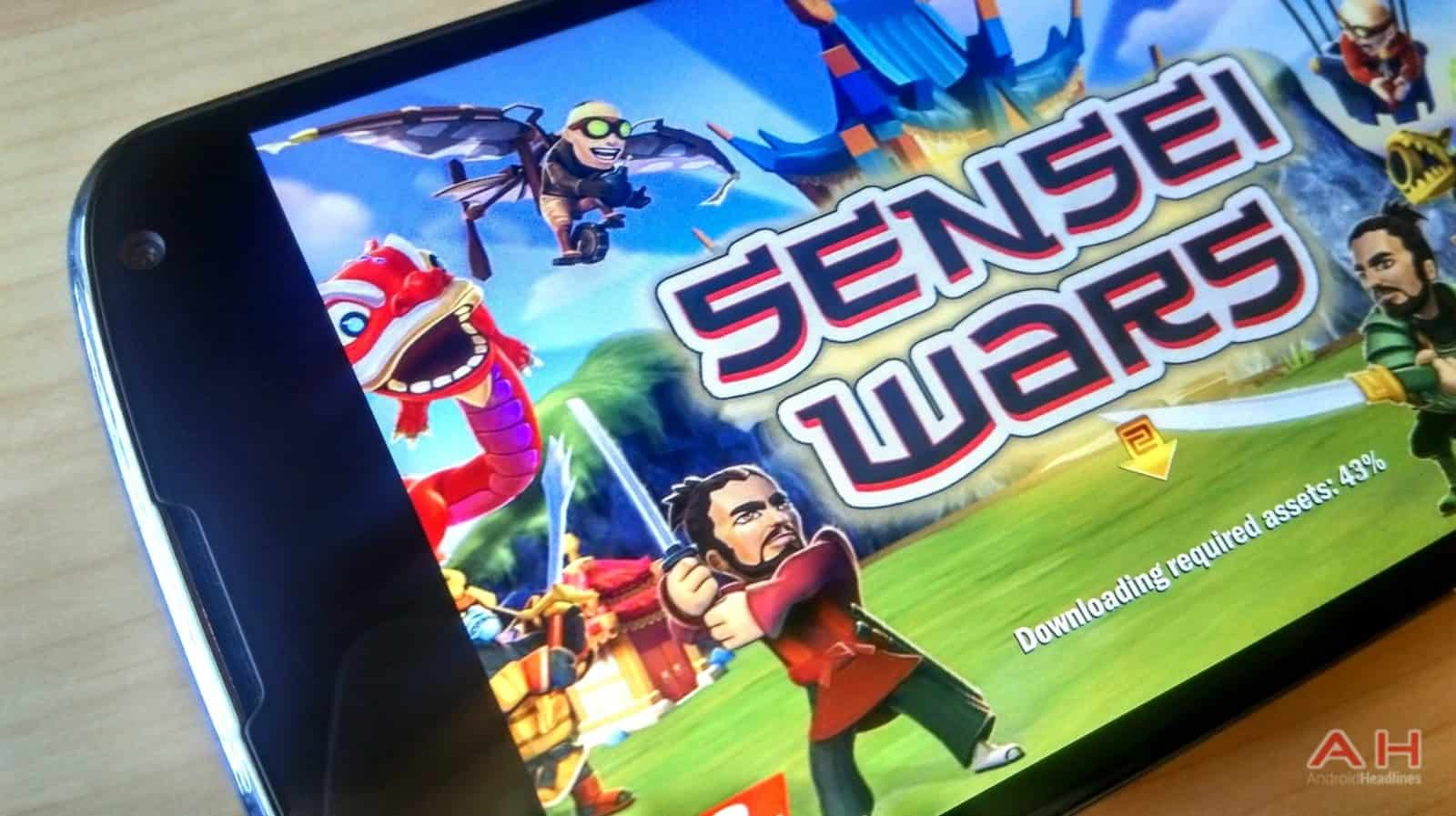 AH Sensei Wars