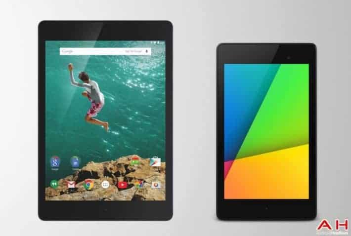 Tablet Comparisons: Google Nexus 9 vs Google Nexus 7 (2013)