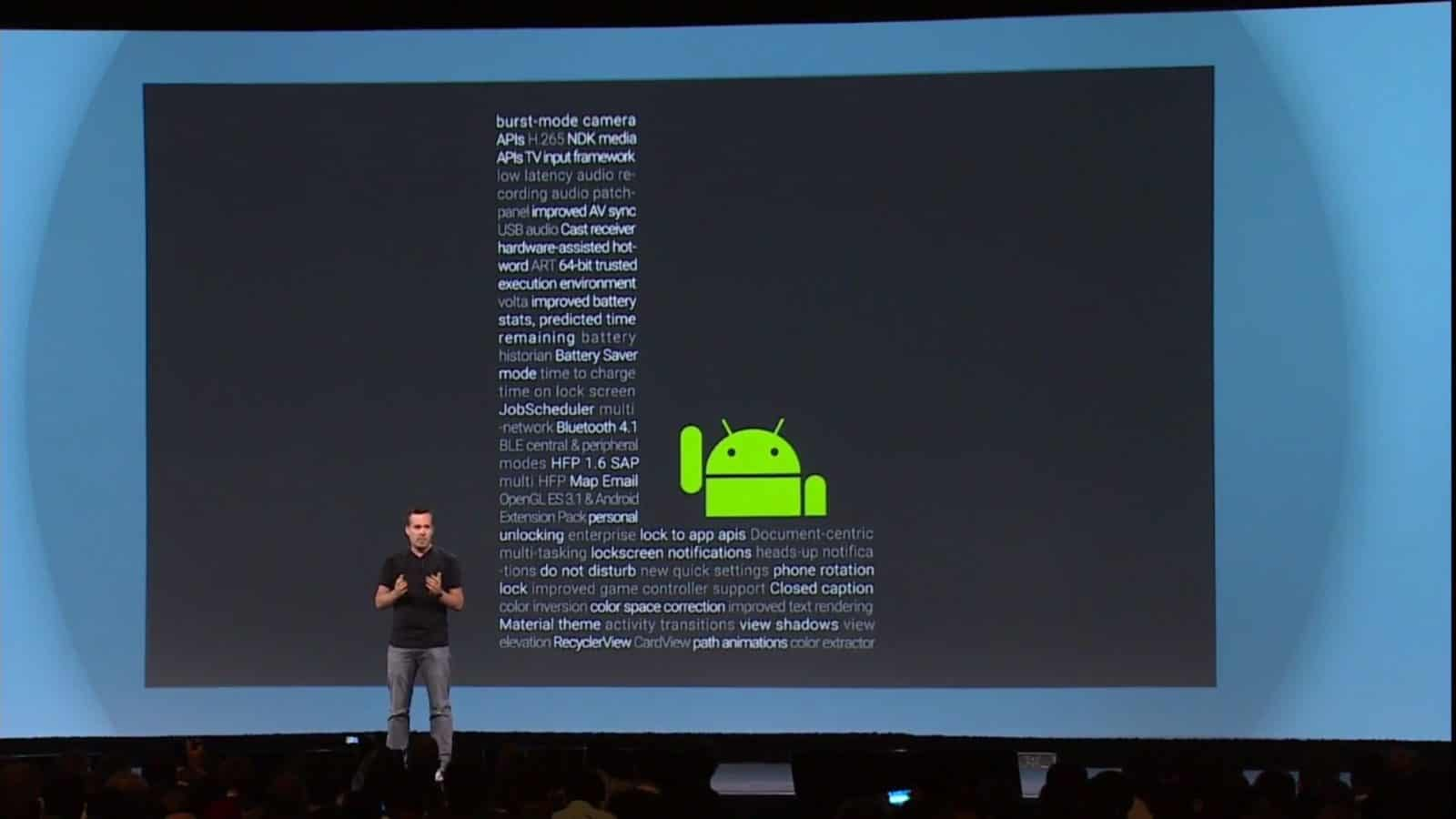 Android L SDK