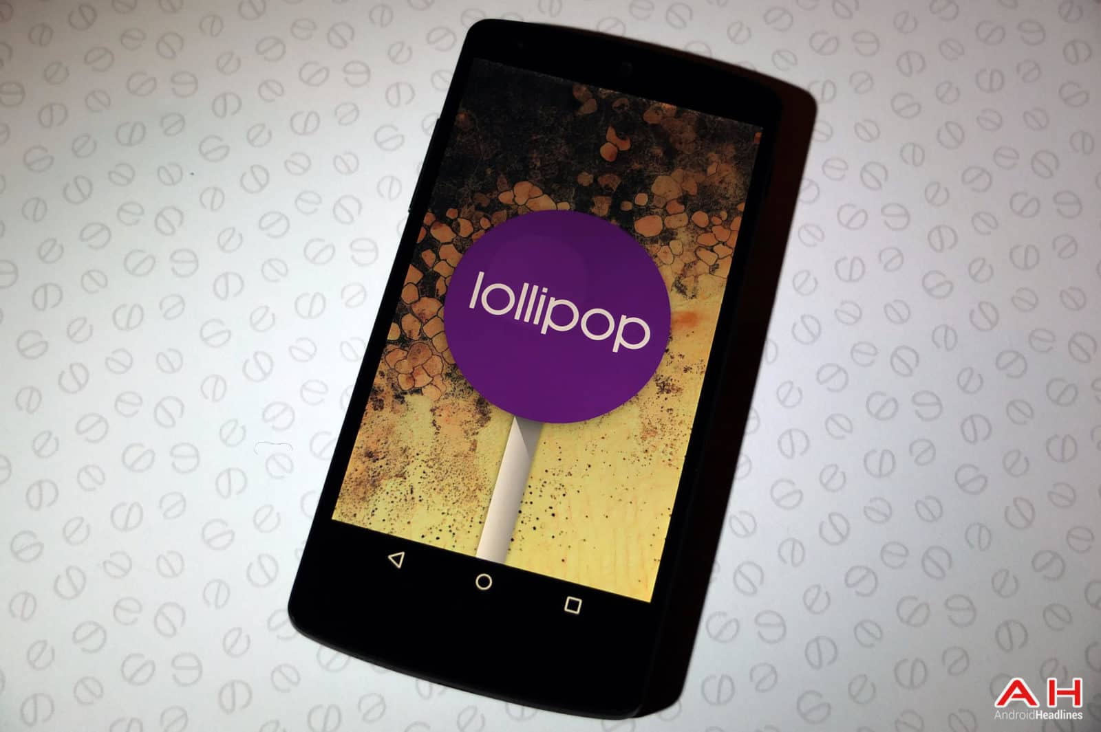 Android Lollipop AH-12