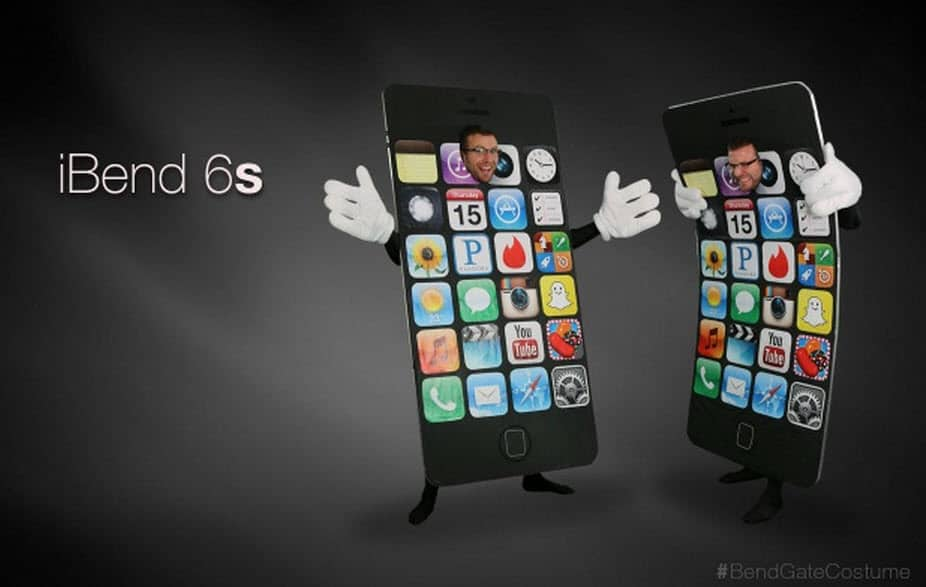 Apple iPhone Halloween Costume