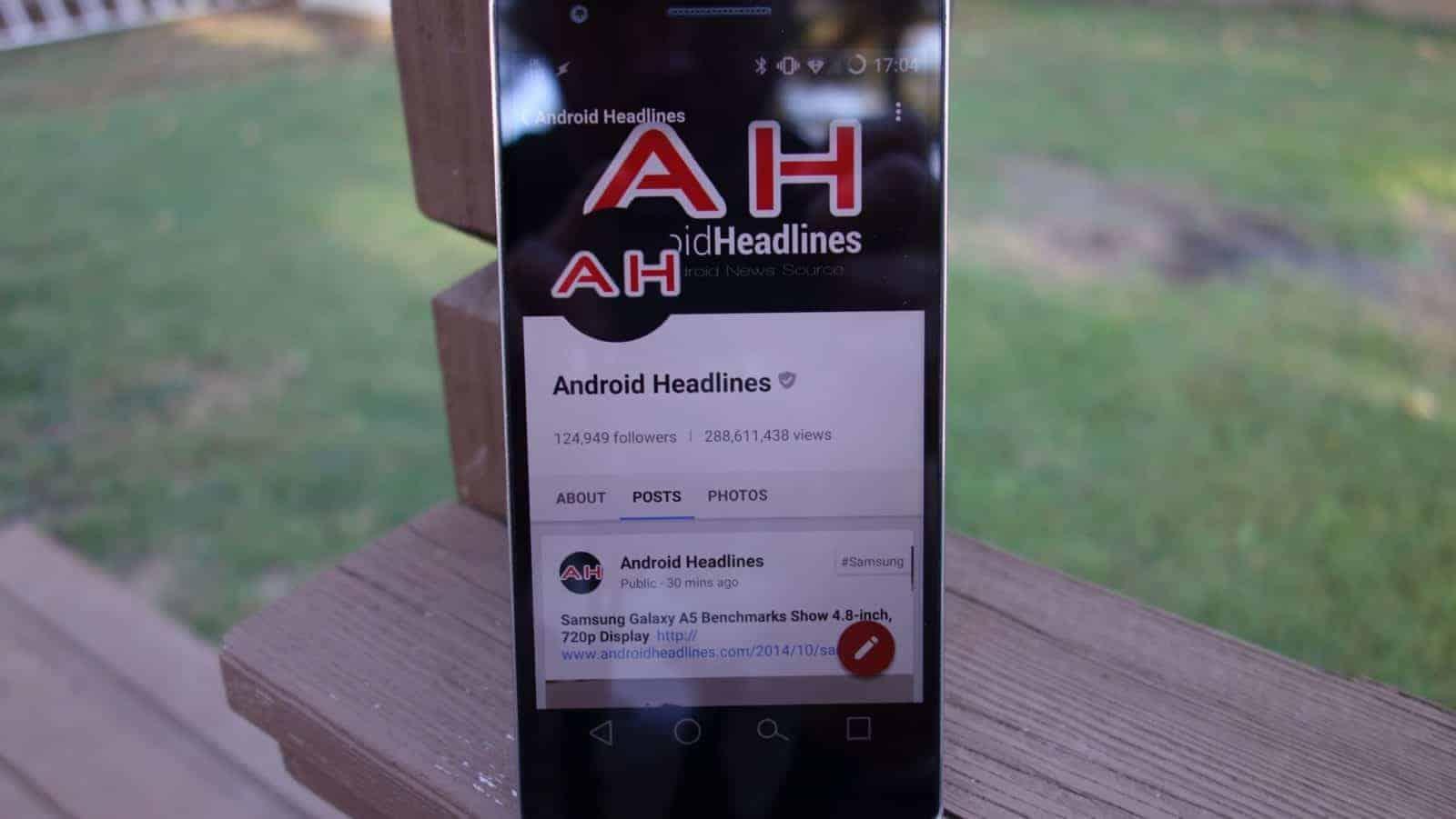 google+ google plus ah android headlines podcast
