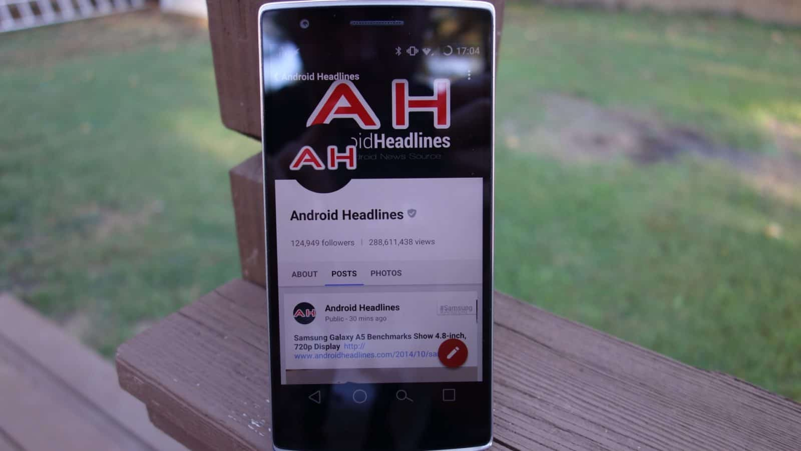 google+ google plus ah android headlines podcast