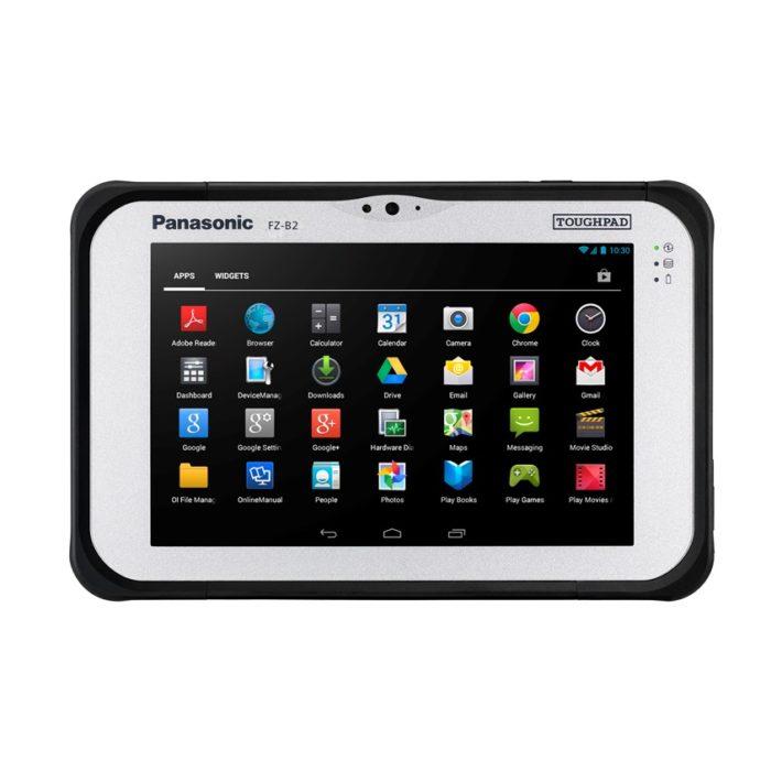 Panasonic Toughpad BZ-B2 7.0-inch Android Kit Kat Tablet Announced