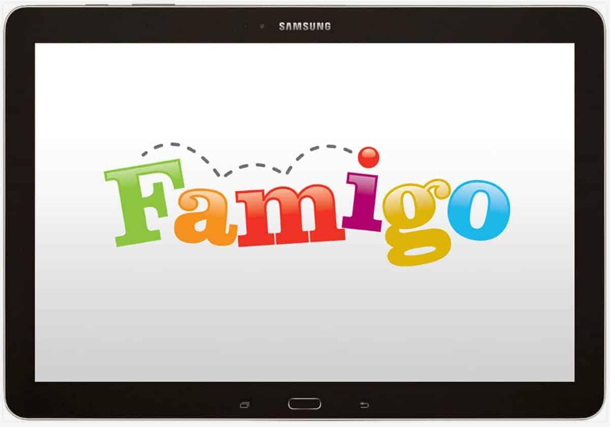 Famigo App 2 Main