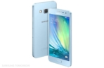 Galaxy A3 Set Light Blue