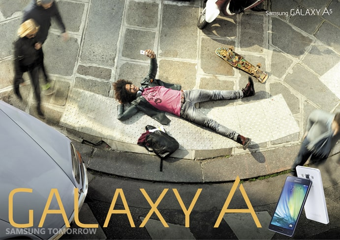 Galaxy A5 Lifestyle 2