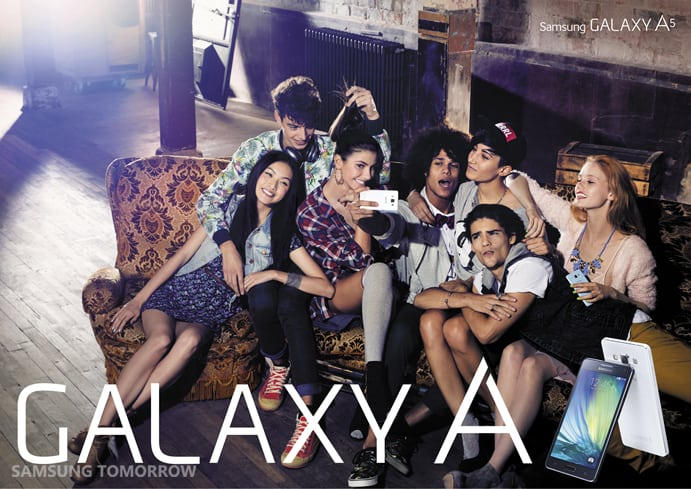 Galaxy A5 Lifestyle 8