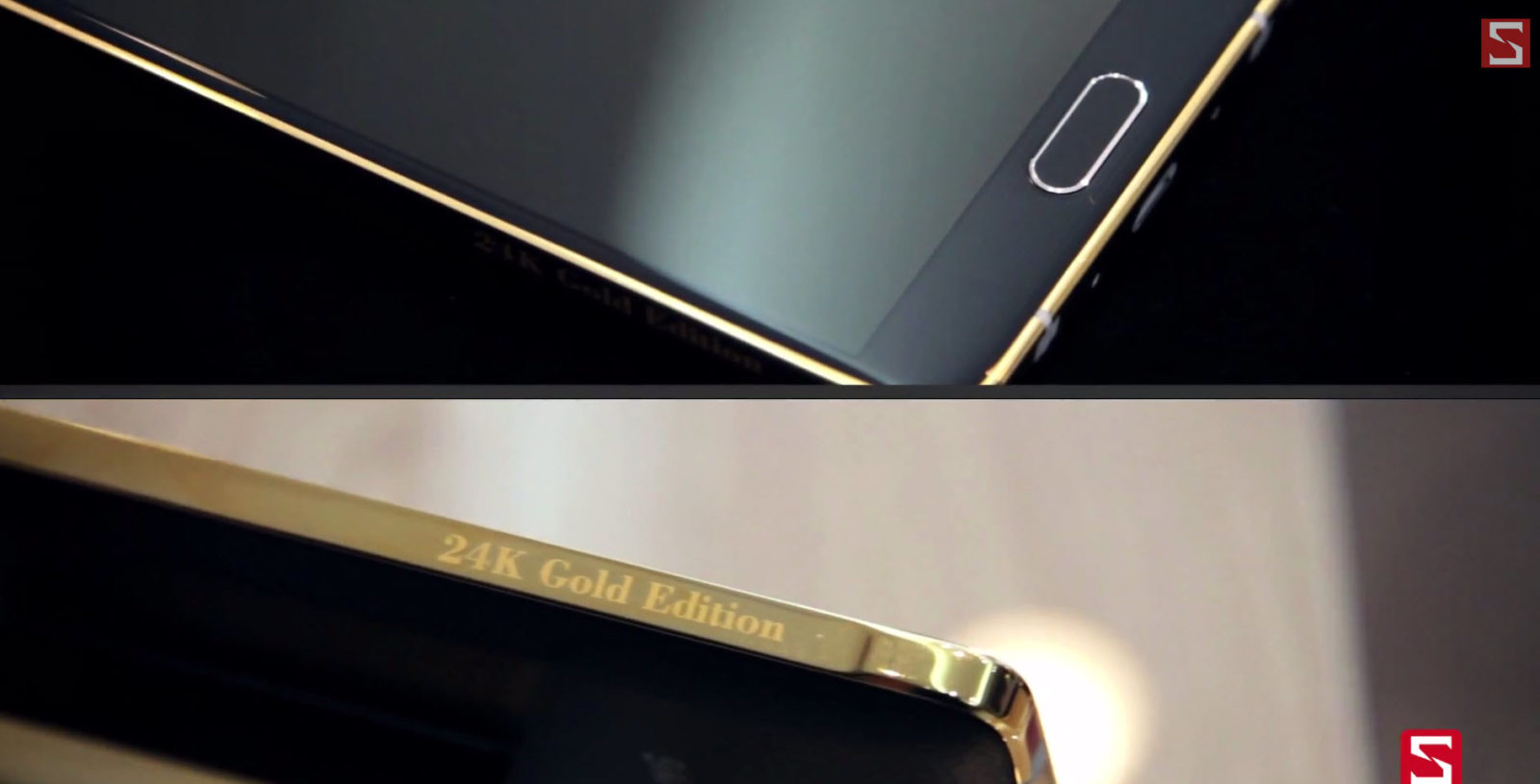 Galaxy Note 4 Gold Edition