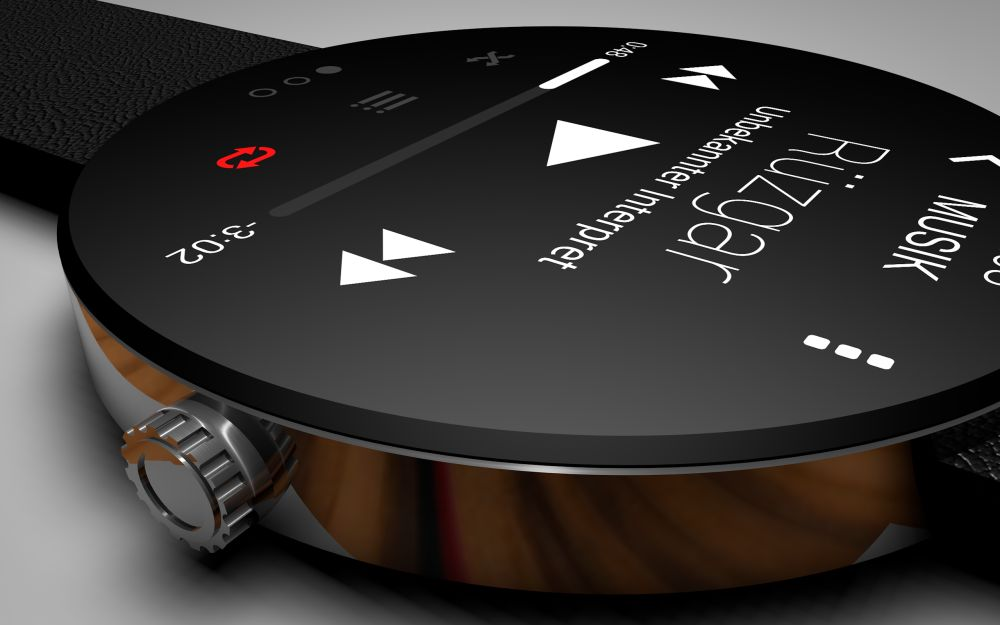 Feast Your Eyes On This Beautiful HTC Smartwatch Concept ...