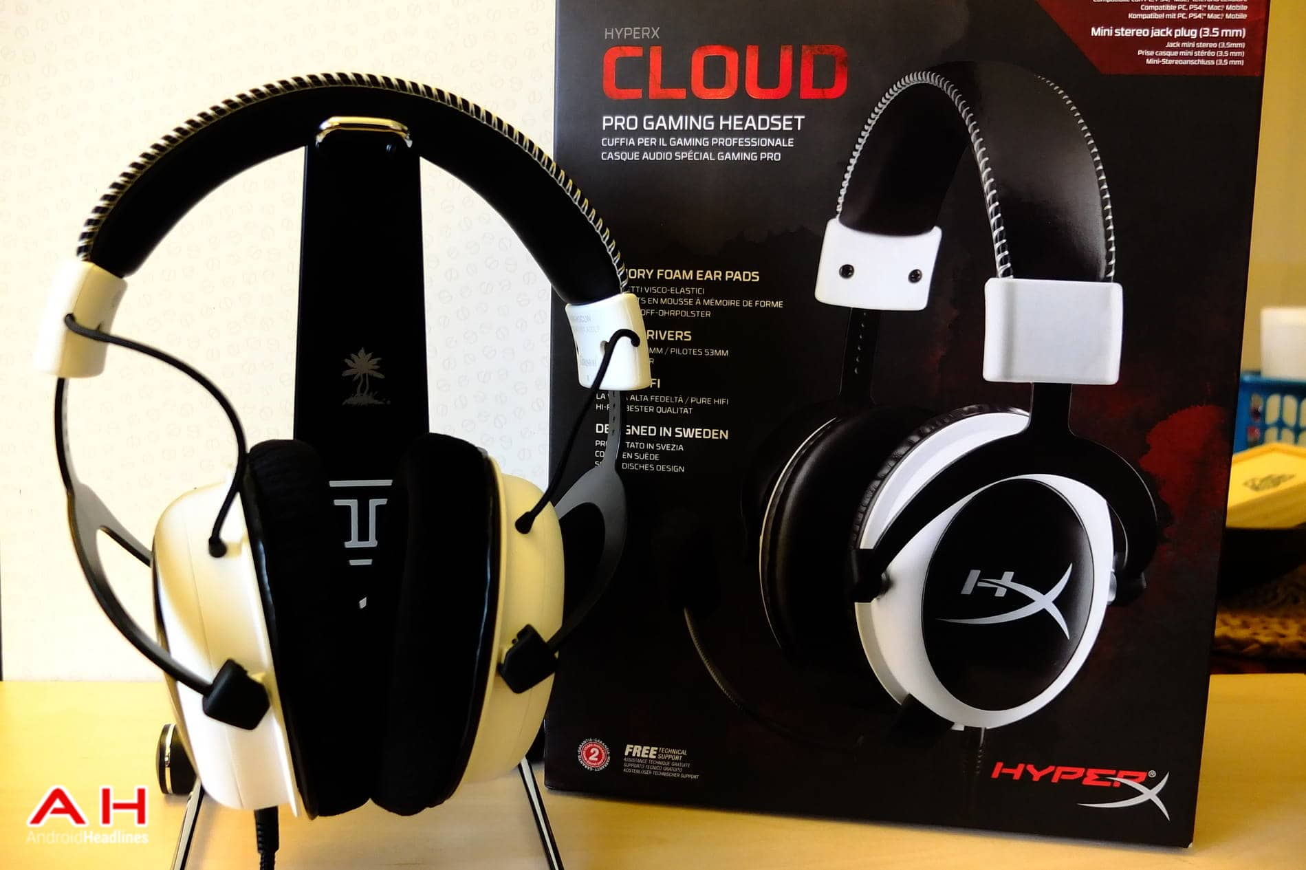 Kingston hyperx cloud ii gaming headset word cloud - Featured Review Kingston Hyperx Cloud Gaming Headset The Perfect Do It All Headset