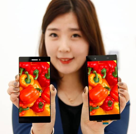 LG-1080p-smartphone-display-with-0.7mm-narrow-bezel