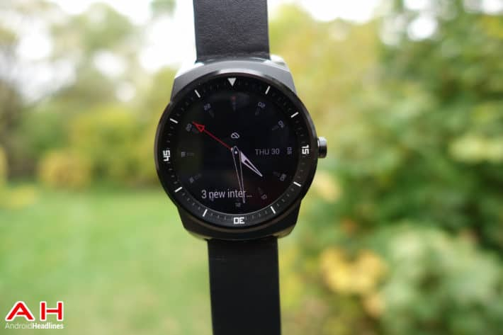 LG G Watch R Now Available at AT&T for $299