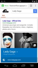 Material Design - Lada Gaga