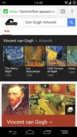 Material Design - Van Gogh