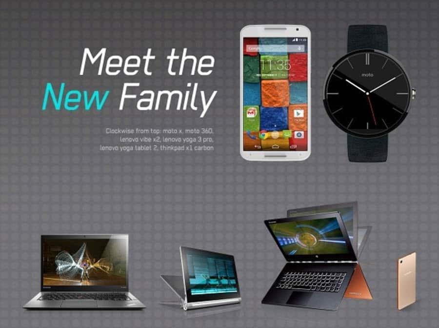 Meet the New Family - Lenovo