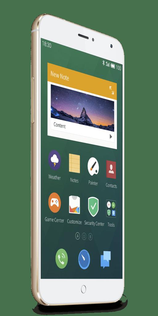 Meizu MX4 Gold