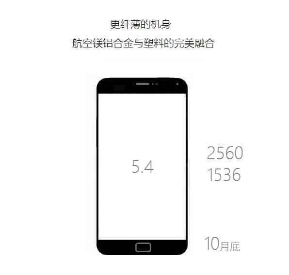 Meizu MX4 Pro leak 2