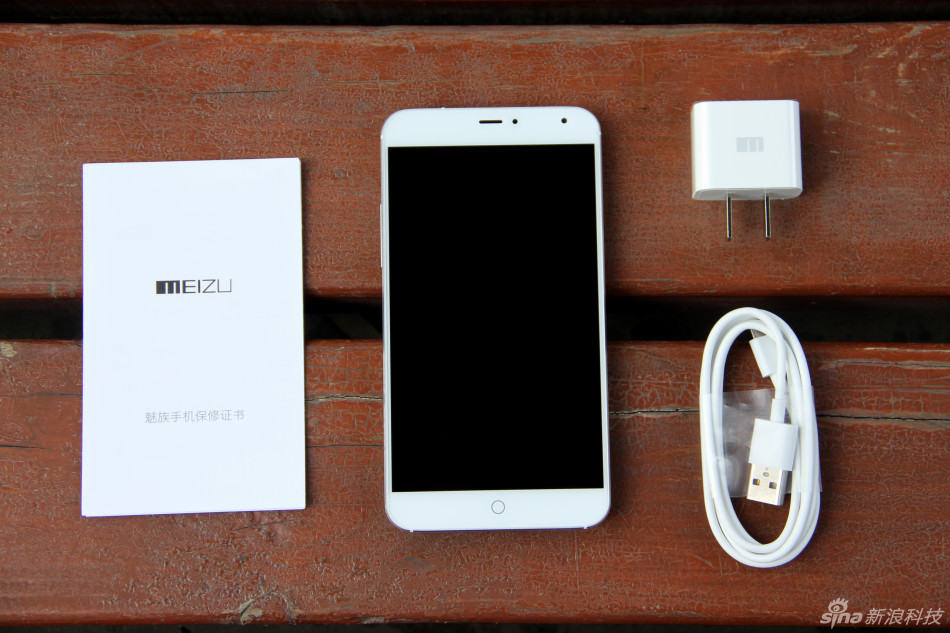 Meizu MX4 Silverwing Unboxing_4