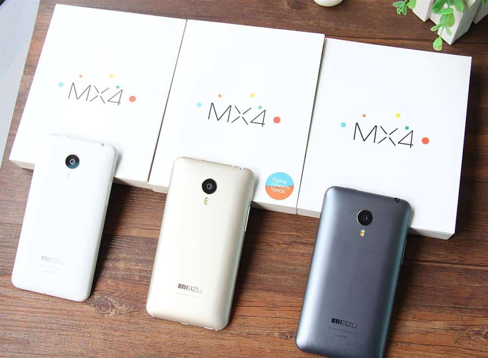 Meizu MX4 all 3 variants side by side 3