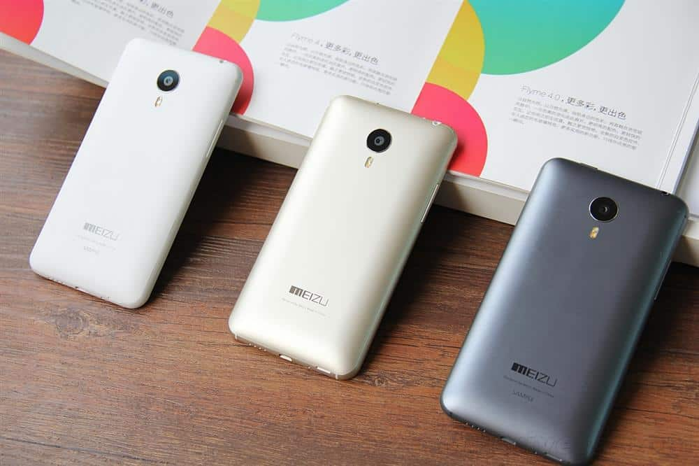Meizu MX4 all 3 variants side by side 4