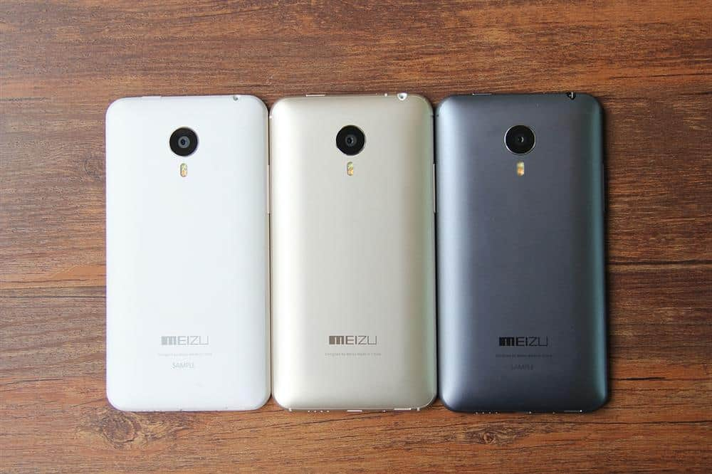 Meizu MX4 all 3 variants side by side 6