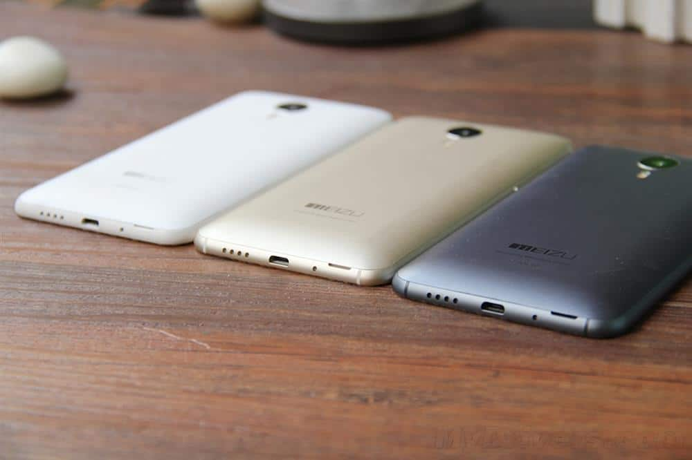 Meizu MX4 all 3 variants side by side 8