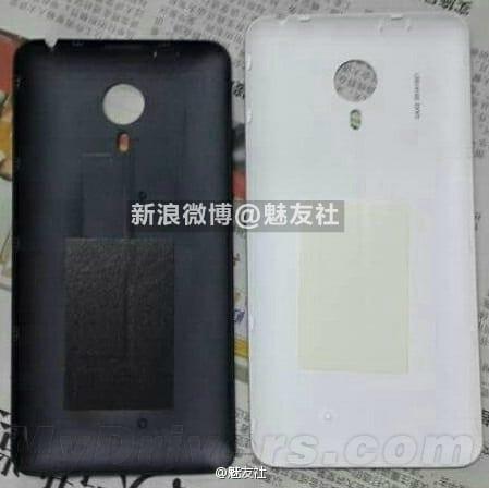 Meizu MX4 vs Meizu MX4 Pro back covers (leak)_2