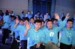 Meizu and Alibaba conference 2