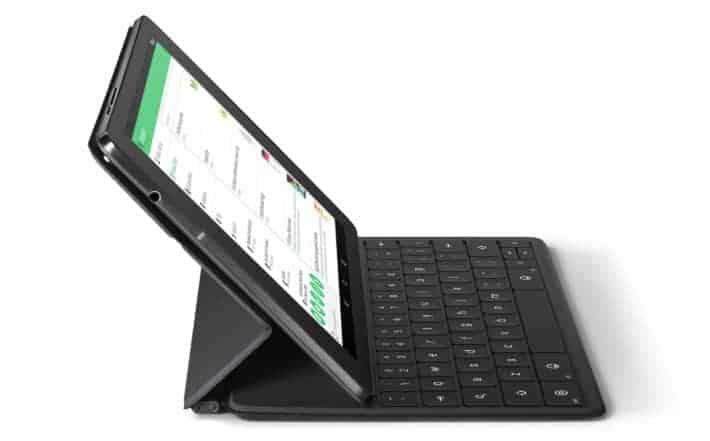 Google's New Keyboard Folio Case for the New Nexus 9