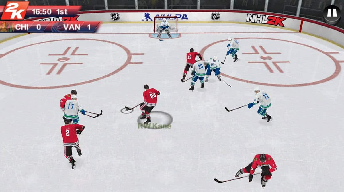 NHL 2K App 5