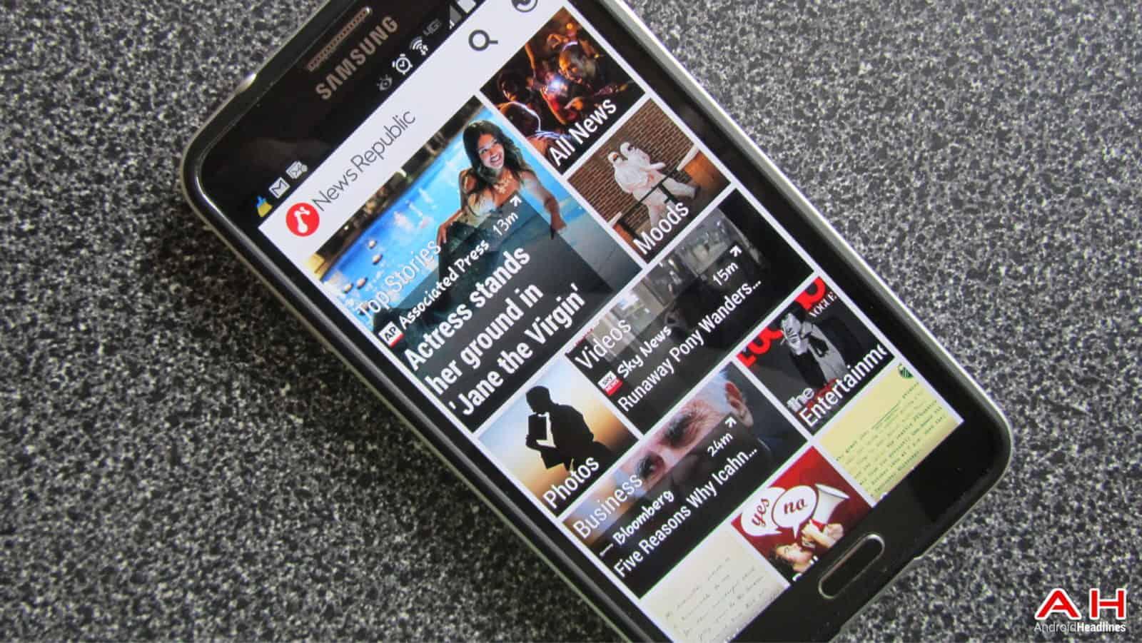 News Republic App AH