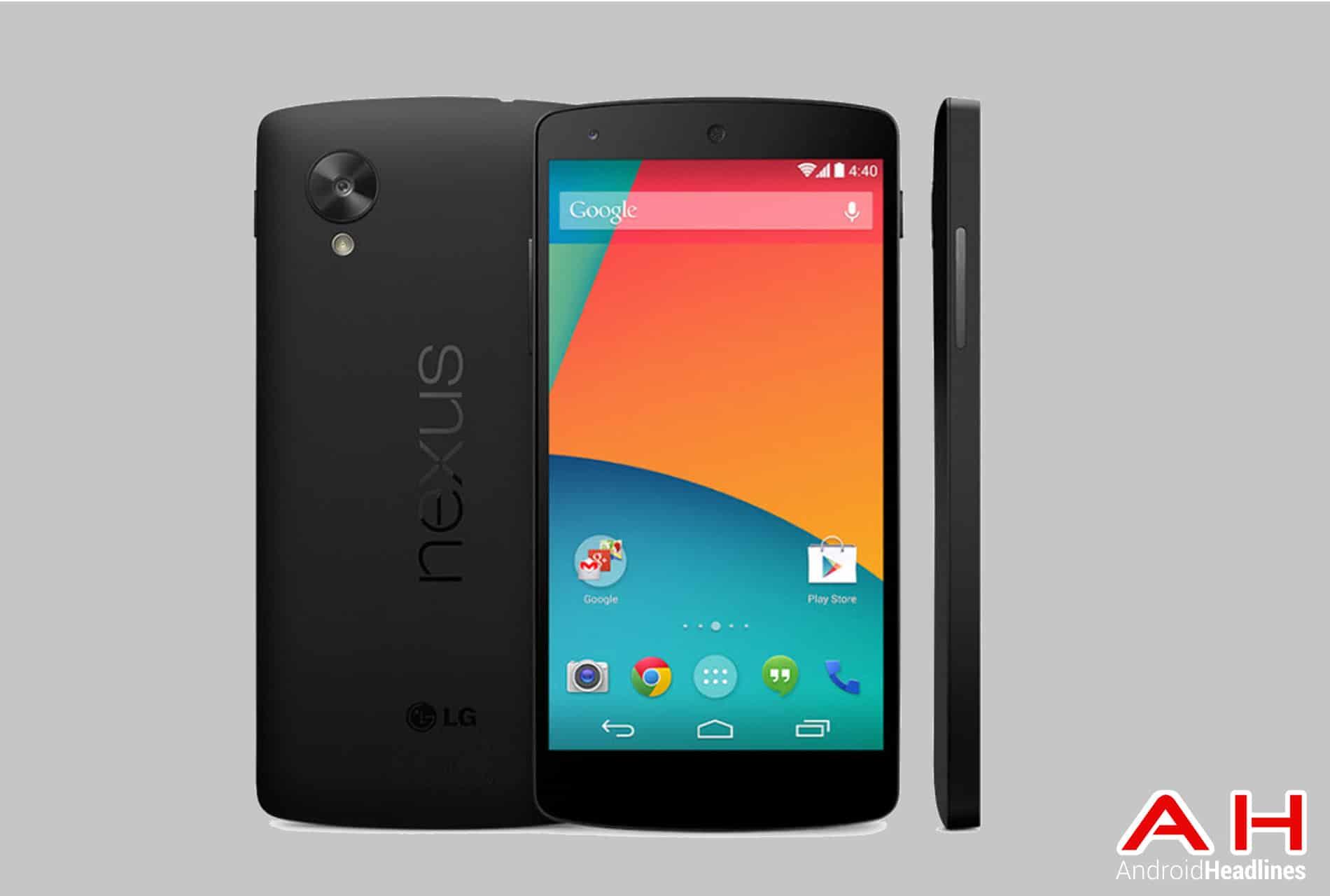 Nexus 5 AH
