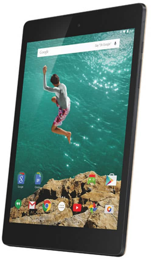 Nexus 9 Angle Right