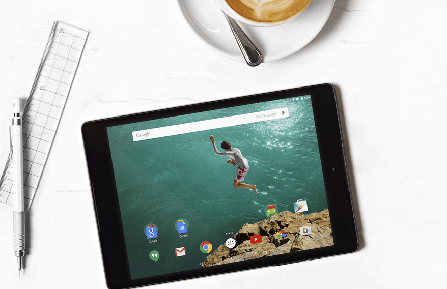 Nexus 9 Coffee