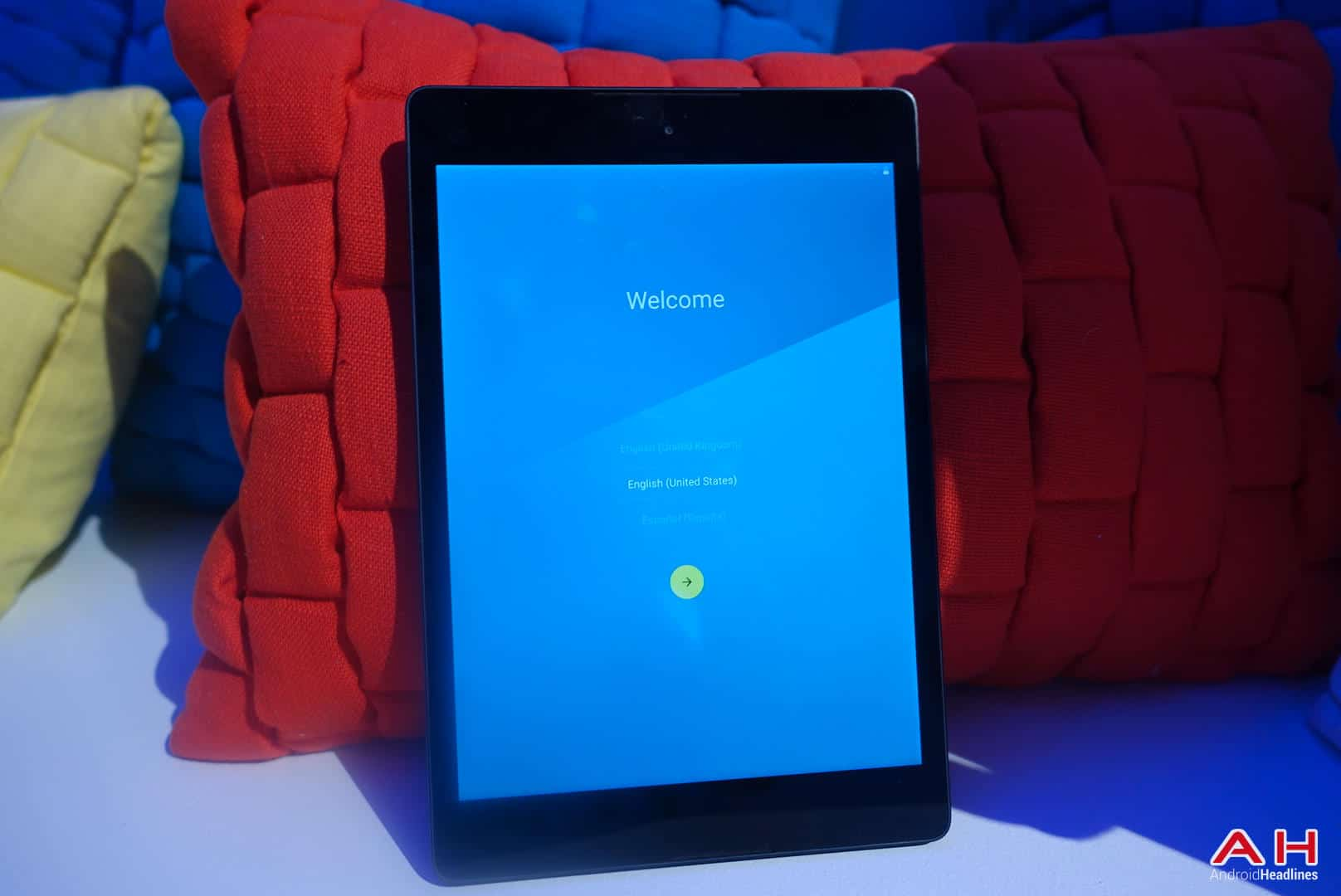 Nexus 9 Hands On AH 6
