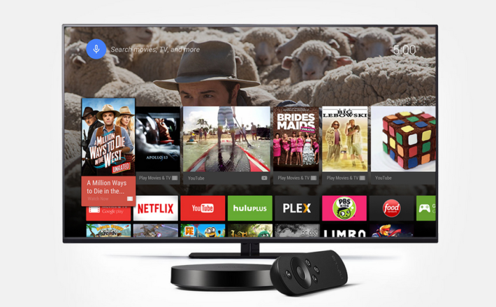 Google's Nexus Player Will Bring Android TV to Your Living Room; Available to Pre-Order for $99 October 17th