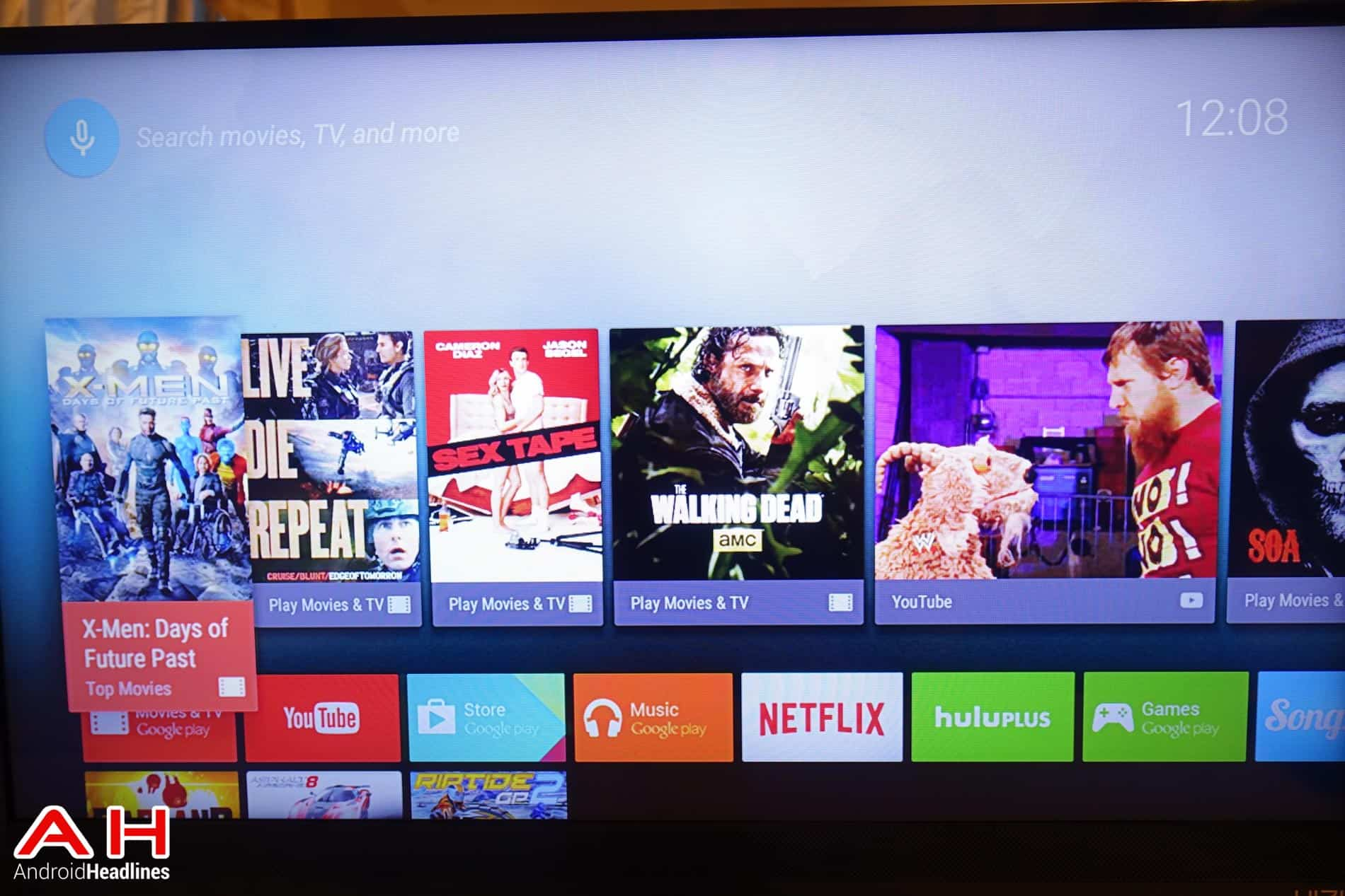 Nexus Player Android TV Software AH 1