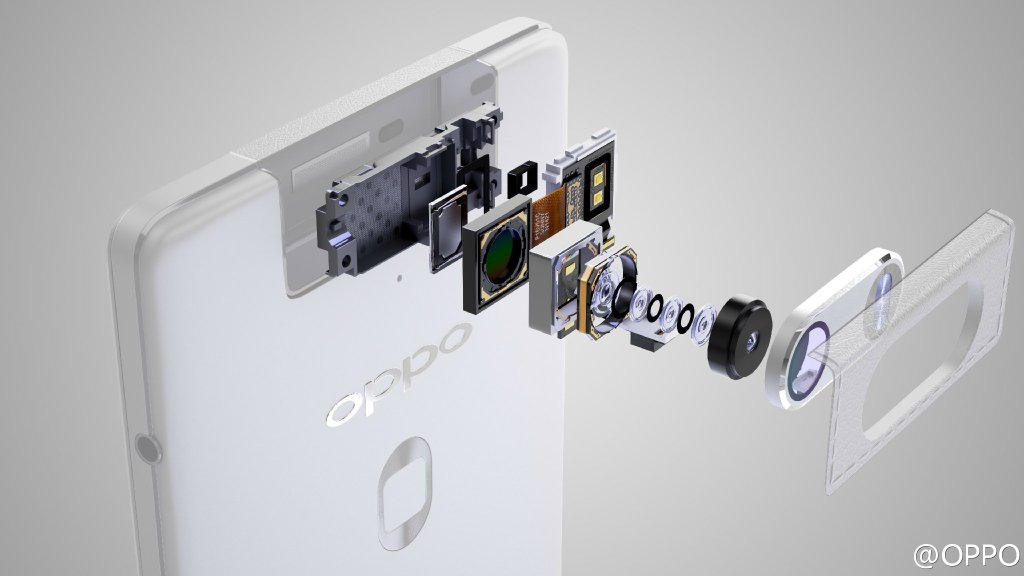 Oppo N3 - camera breakdown