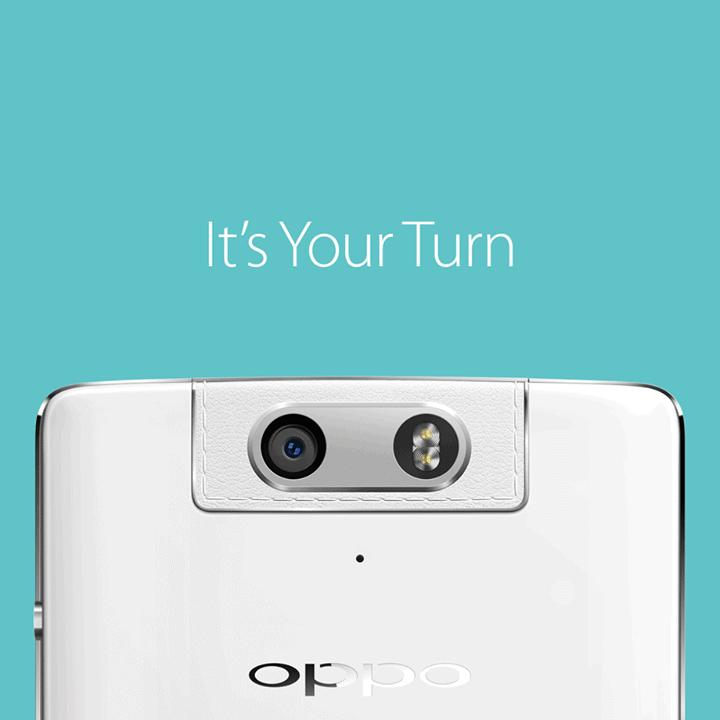 Oppo N3 first official render