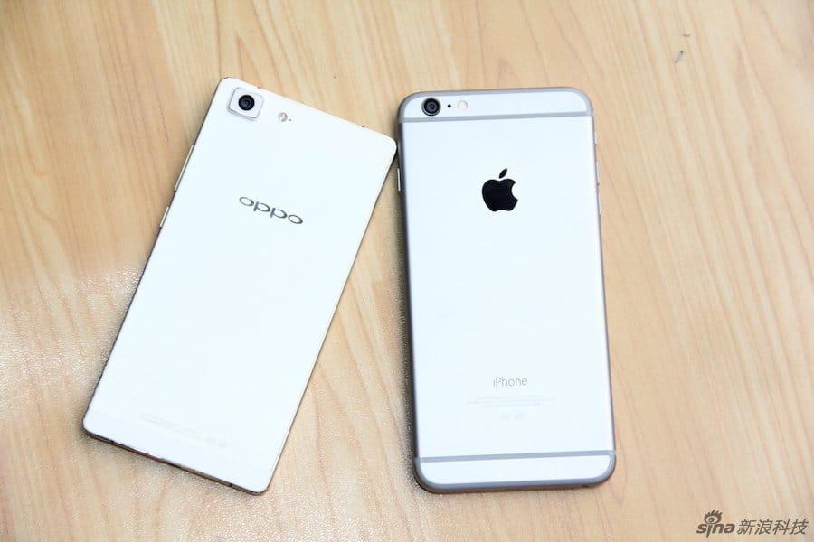 Oppo R5 Lebih Tipis Dari iPhone 6, Apakah Akan Membengkok Juga