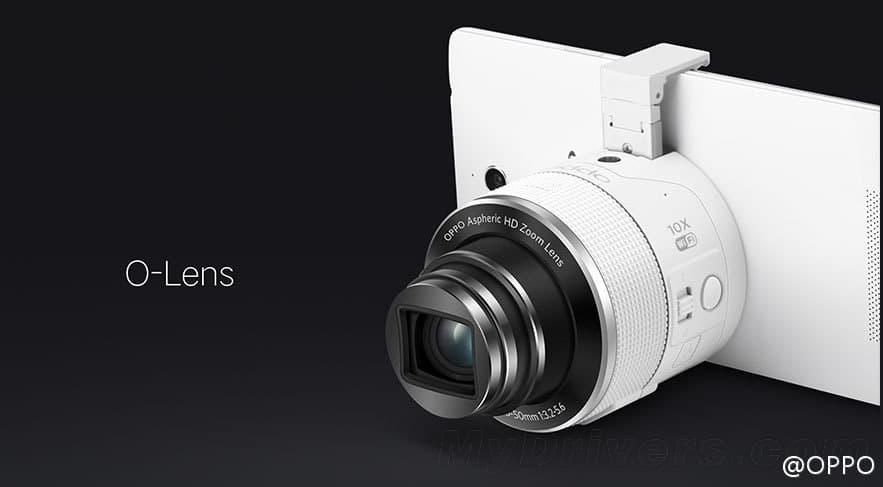 Oppo's O-Lens